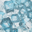 Blue ice — Stock Photo #7188877