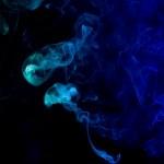 Creative smoke — Stock Photo