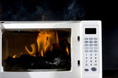 Microwave — Stock Photo