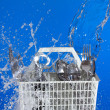 Foto de Stock  : Washing
