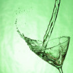 Splashing cocktail — Stock Photo #7252768