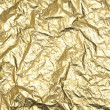 Gold foil — Stock Photo #7254413
