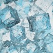 Blue ice — Stock Photo #7268761