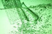Laboratuvar cam — Stok fotoğraf