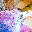 Color bubbles — Stock Photo
