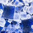 Blue ice — Stock Photo #7271021