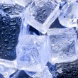 Blue ice — Stock Photo #7271031