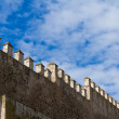 Foto Stock: City wall