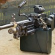 Royalty-Free Stock Photo: Machine Gun