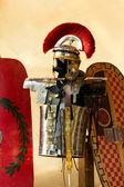 Roman armour — Stock Photo