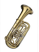 Instrument tuba — Stock Photo