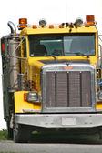 Big truck — Stock Photo