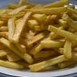 Potatoes fried — Stockfoto