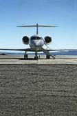 Learjet — Stock Photo