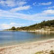 Kassiopi main beach — Stock Photo #7030501