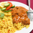 Kashmiri lamb curry — Stock Photo
