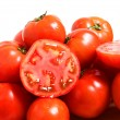 Beef tomatoes - Stock Photo