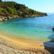 Nissaki beach, Corfu — Stock Photo