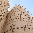 Arabian dovecote — Stock Photo