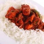 Chicken tikka masala — Stock Photo #7036422
