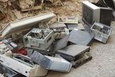 High-tech waste — Stock Photo