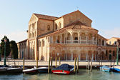 Church of Maria and Donato, Murano — Stock fotografie