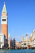 St Mark's square, Venice — Foto de Stock