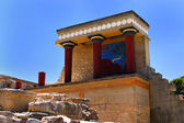 Knossos North Entrance — Stock Photo