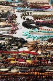 Indian handicraft souvenirs — Stock Photo