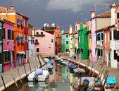 Burano colours — Foto de Stock