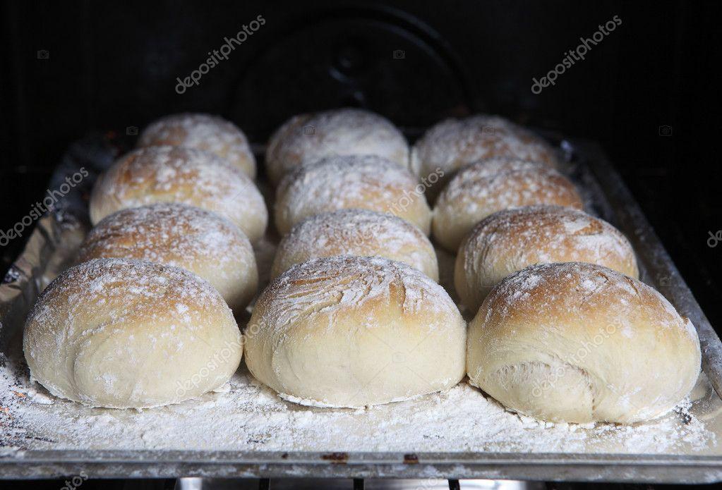 Горячие булочки в духовке рецепты