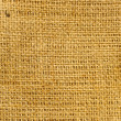 Sack-cloth background — Stock Photo