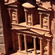 The treasury at Petra — Stock Photo