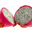 Royalty-Free Stock Photo: Dragon fruit isolated on white