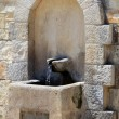 Village spring, Prines, Crete - Stock Photo