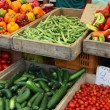 Greek market stall — Stock Photo #7055652