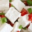Fetand capsicum salad — Stock Photo #7055838