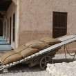 Stock Photo: Traditional handcart