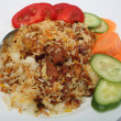 Foto Stock: Mutton biriyani