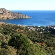 Plakias Bay, southern Crete — Stock Photo