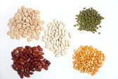 Different pulses — Foto Stock