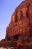 Corinthian Tomb at Petra — Stock Photo