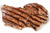 Grilled rump steak — Stock Photo