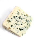 Roquefort soft blue french cheese — Stock Photo