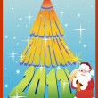 Royalty-Free Stock Vector Image: Christmas Card 2012