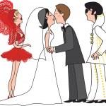 Постер, плакат: Vegas Wedding