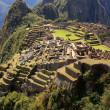Stock Photo: Machu Picchu, Peru