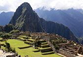 Machu Picchu — Stock Photo