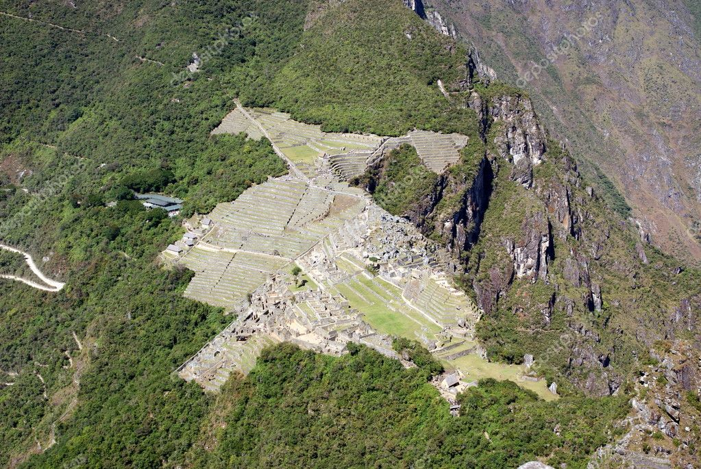 Machu Picchu, Peru — Stock Photo #7104469