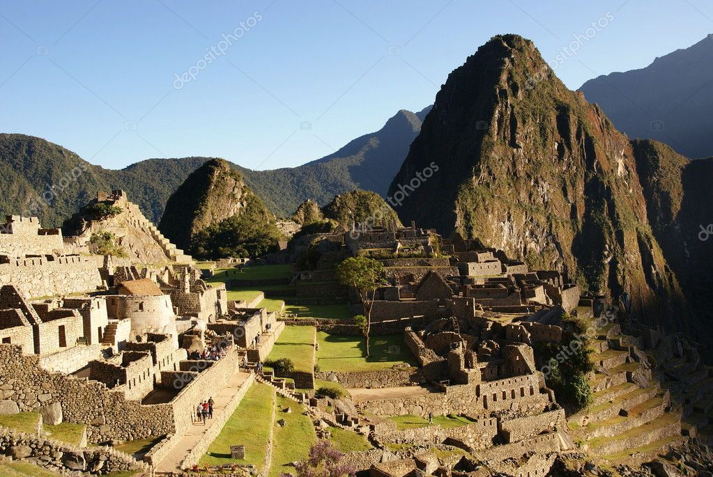 Machu Picchu, Peru — Stock Photo #7104476